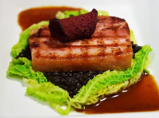 coq en pate restaurant sion